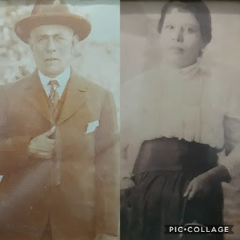 Mis abuelos maternos