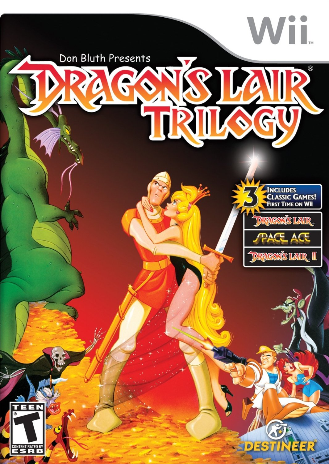 Brett weiss words of wonder collecting for dragon 39 s lair for Dragon s lair