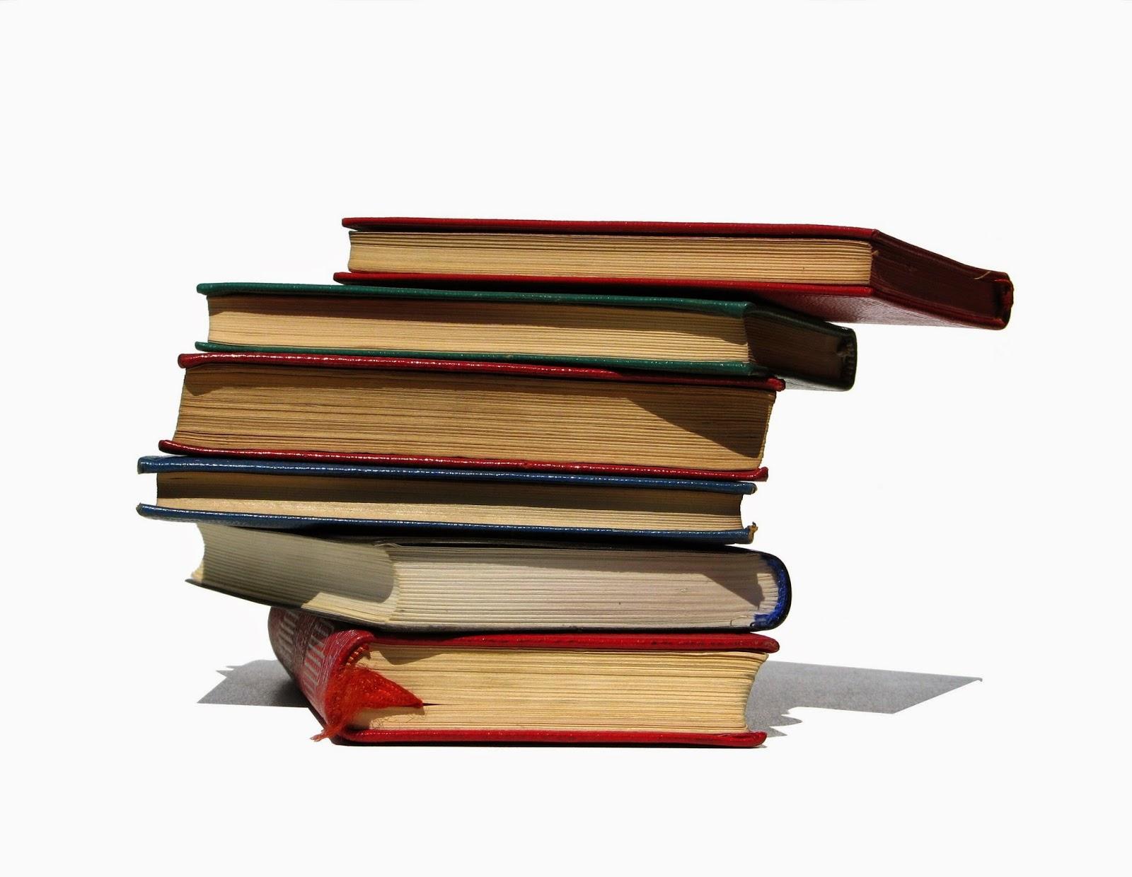 картинки с книгами для титульных листов