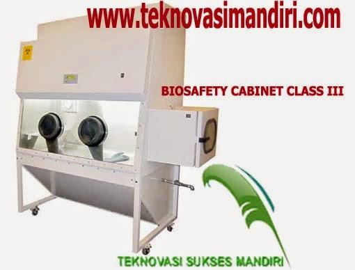 Biosafety Cabinet Class III