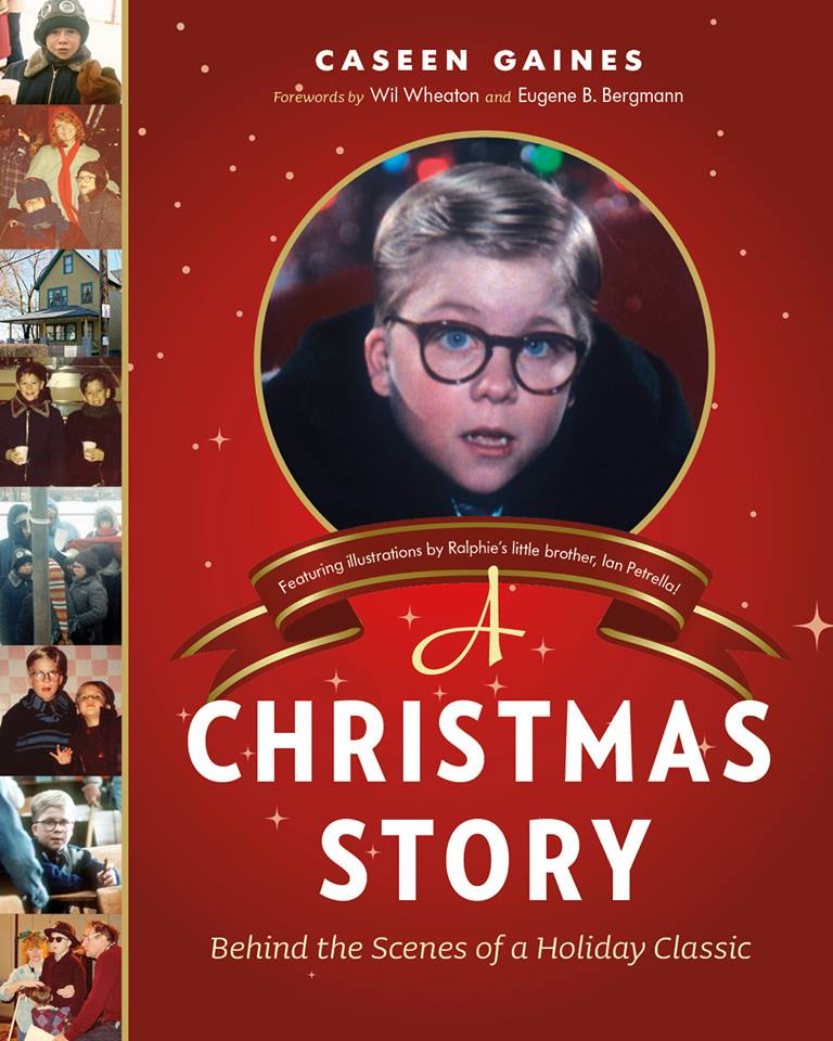 book review a christmas story behind the scenes of a holiday classic by caseen gaines - Classic Christmas Books