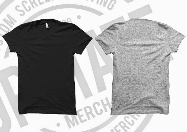 Technology Lesson: 50 Best Free T Shirt Mockup PSD Templates