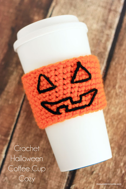 http://midwesternmoms.com/2015/09/crochet-halloween-coffee-cup-cozy-pattern/