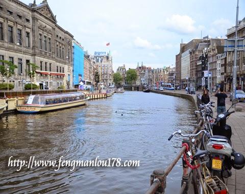 阿姆斯特丹洛今运河