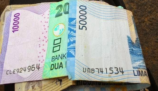 rupiah indonesia