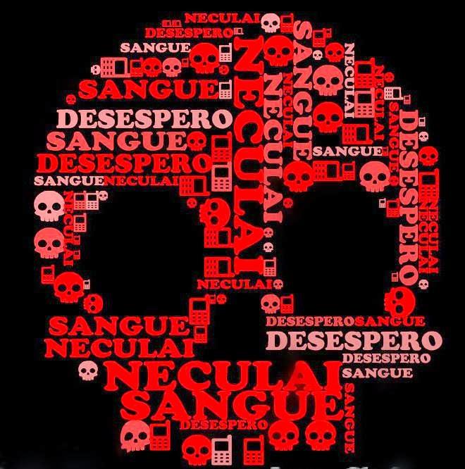 Neculai, Sangue e Desespero  - Histórias de Vampiros