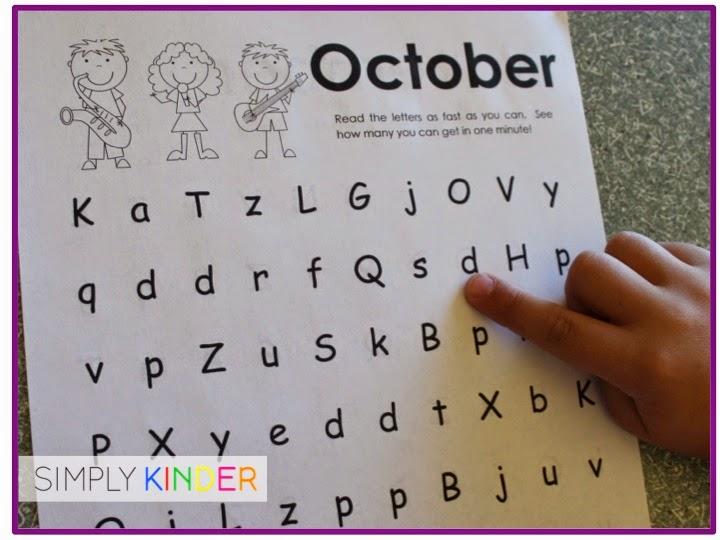 Collecting Data In Kindergarten Simply Kinder