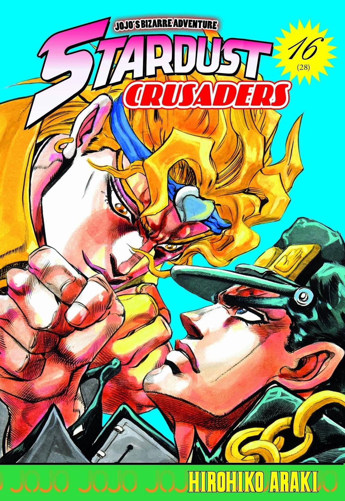 Actu Japanime, David Production, Japanime, Jojo's Bizarre Adventure : Stardust Crusaders,