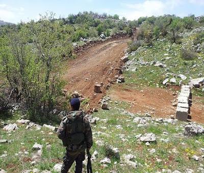 اسرائيل تقصف جنوب لبنان ردا على صواريخ حزب الله