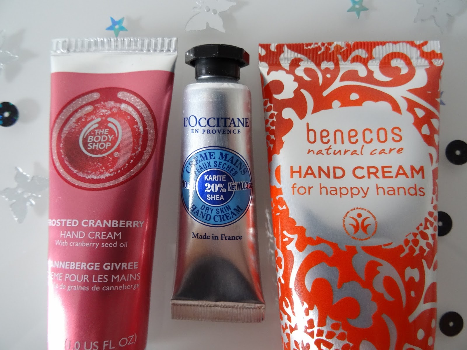 Hand cream reviews