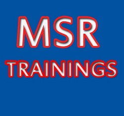 MSR TRAININGS - selenium ,Hadoop, Java ,.Net, Tableau, Testing Tool Online Training From Hyderabad
