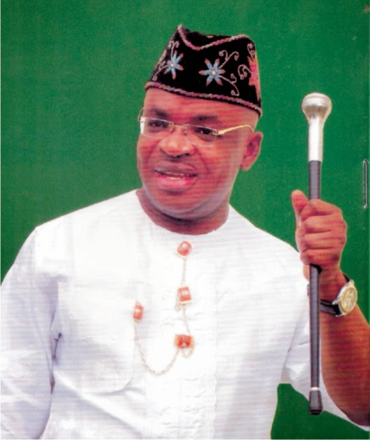 Udom appointed as consultant to Nigeria Centenary City Project
