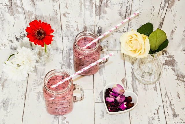 Smoothie Recipe: Berry Smoothie