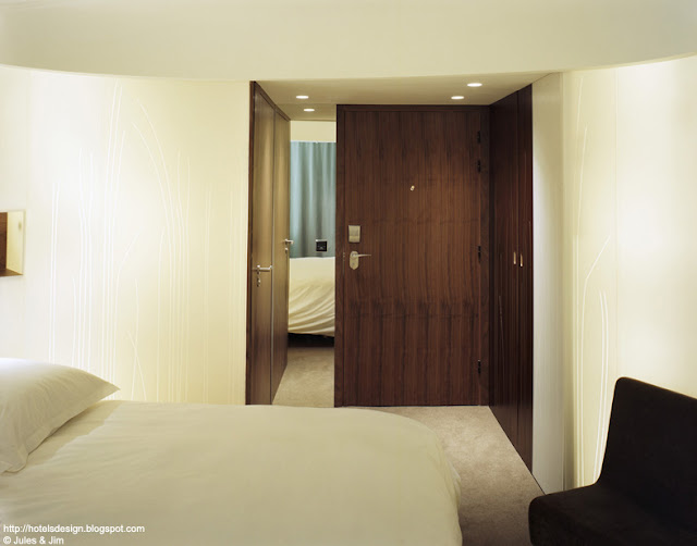 Les plus beaux hotels design du monde h tel jules jim for Design hotel jules