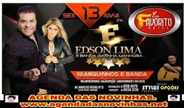 FAVORITO GRILL - EDSON LIMA E GATINHA MANHOSA.