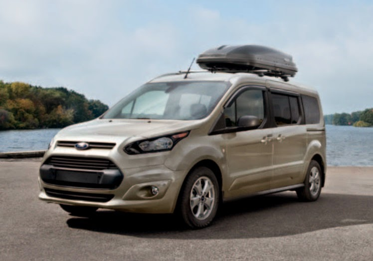 Best Car for Tall People: The Ford Transit Connect Wagon