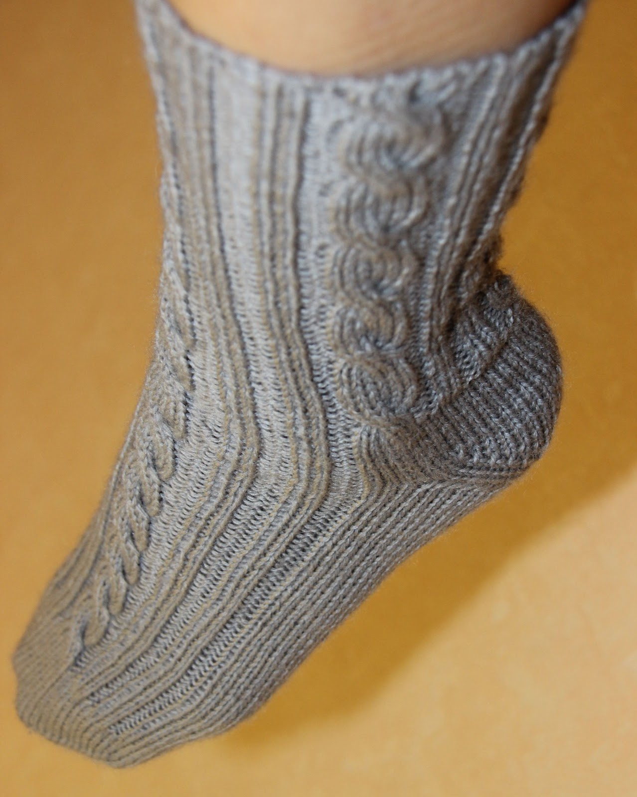 Вязание носков пряжа 44