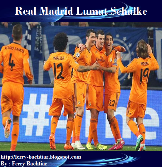 kemenangan club bola real madrid