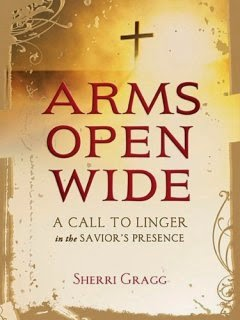 http://www.amazon.com/Arms-Open-Wide-Saviors-Presence/dp/1400323460/ref=sr_1_1?s=books&ie=UTF8&qid=1401163769&sr=1-1&keywords=arms+open+wide+by+sherri+gragg