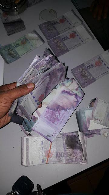 Wang Palsu RM100