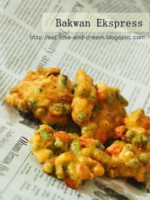 eat love and dream bakwan ekspress