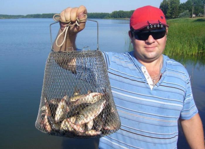 рыбалка стабна