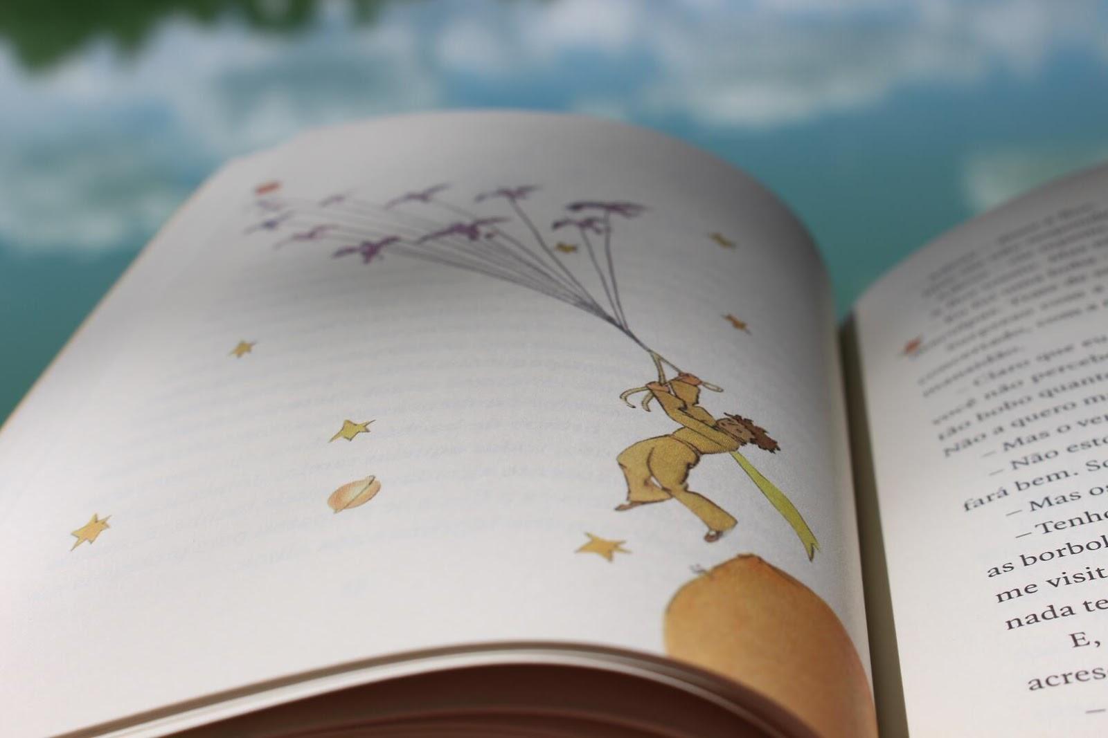 Universo Dos Leitores As Melhores Citações Do Livro O Pequeno