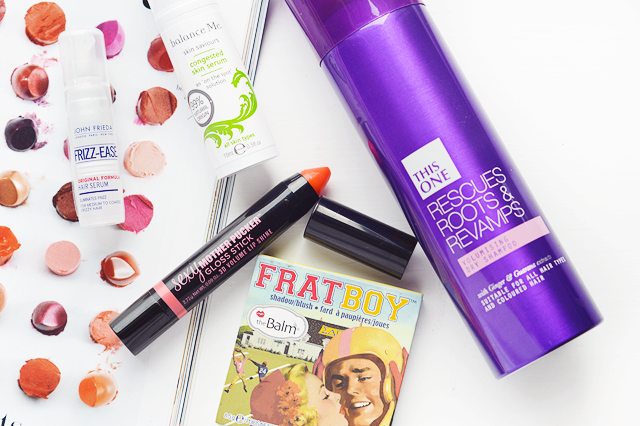 Monthly Favourites.