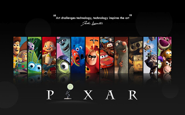 pixar, wallpapers collections