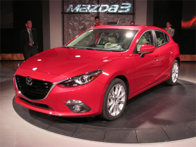 Tom Bush Mazda >> Tom Bush Mazda 2014 Mazda3 Revealed