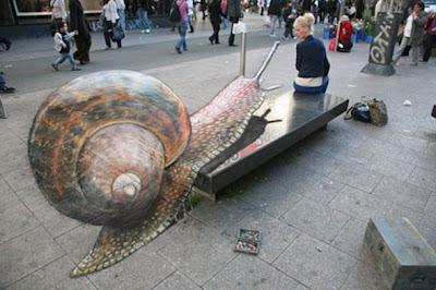 julian pavement art - 3d pavement illusion