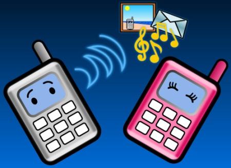 enviar mensaje a celular: