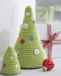 O Christmas Tree, Crochet Christmas Tree! - moogly