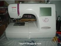 Mesin Janome 530e