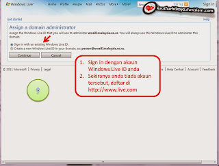 Picture9 Buat Email @1Malaysia Dengan Domain Sendiri Secara PERCUMA!!!