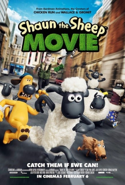 """Shaun the Sheep Movie (2015)"" movie review by Glen Tripollo"