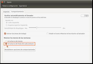 menu - Ubuntu 14.04 con Tutorial para instalar