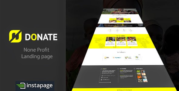 Instapage template free