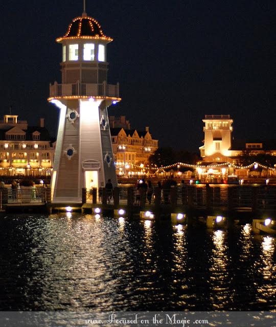 Yacht Club Resort Disney World