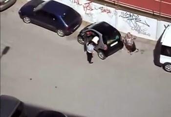 Ένα παρκάρισμα που δεν έγινε ποτέ... [video]