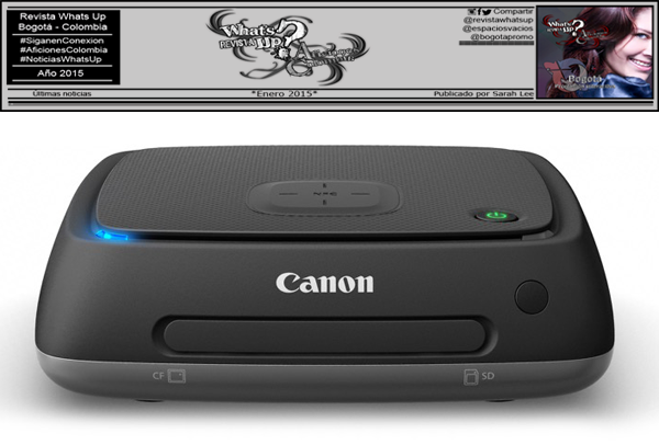 CANON-LATIN-AMERICA-GROUP-NUEVO-CONNECT-STATION-CS100-PIEZ-CENTRAL-VINCULA-DISPOSITIVOS-PROCESAMIENTO-IMÁGENES-CANON