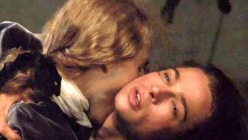 Beso de Entrevista con el vampiro