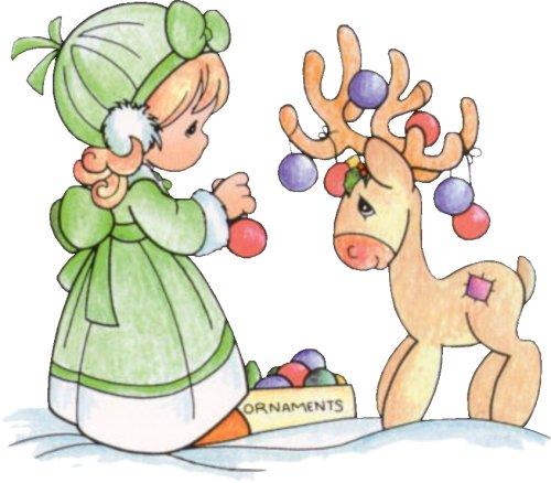 Dibujos navidad preciosos momentos