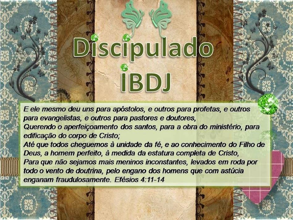 DISCIPULADO IBDJ