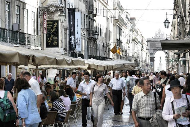 Como se vestir em Lisboa