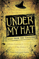 under my hat edited by jonathan strahan book cover