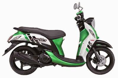 Spesifikasi dan Harga Motor Yamaha Fino FI Juni 2015