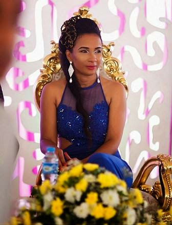 ibinabo wedding reception