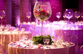 Decorating Wedding Reception