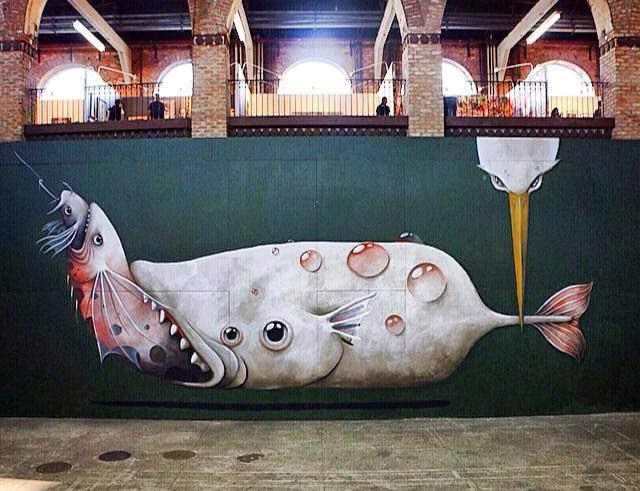 PUERTO RICO ART NEWS: Arte Urbano Puerto Rico: Los 5 Artistas